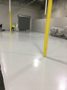Tucker Brewing Flooring